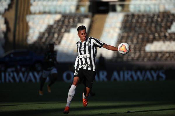 Juventus are set to battle AC Milan in their bid for Santos