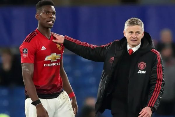 Solskjaer wants to extend his contract with Paul Pogba