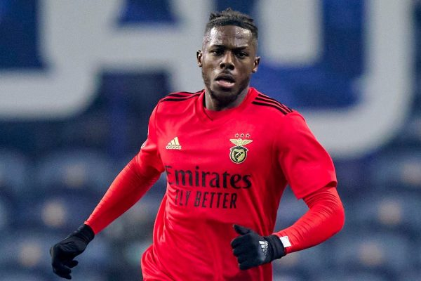 Arsenal complete £8m deal for Benfica left-back Nuno Tavares